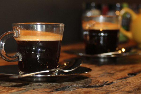 Espresso, cappuccino, latte....